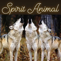 Been feeling the Wolf Spirit lately!  Sp