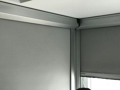 Sistema compacto anod gris - colocado en