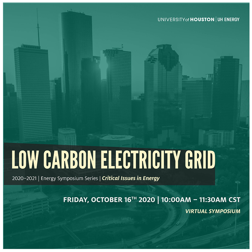 UH Energy Low Carbon Electricity Grid