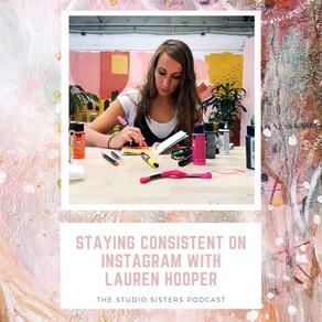 Staying Consistent on Instagram with Lauren Hooper
