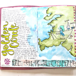Get Started with a Travel Journal in 2021
