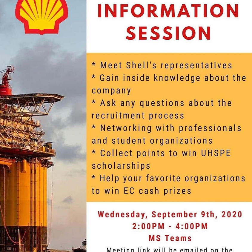 Shell Information Session