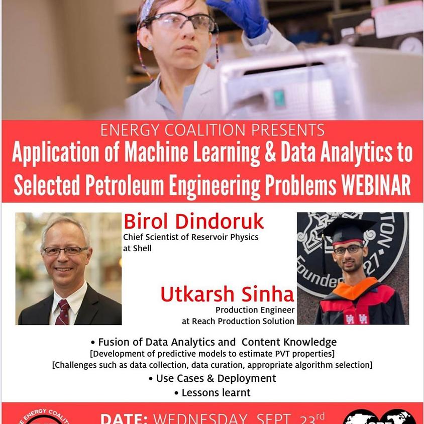 Data Analytics in Research Webinar