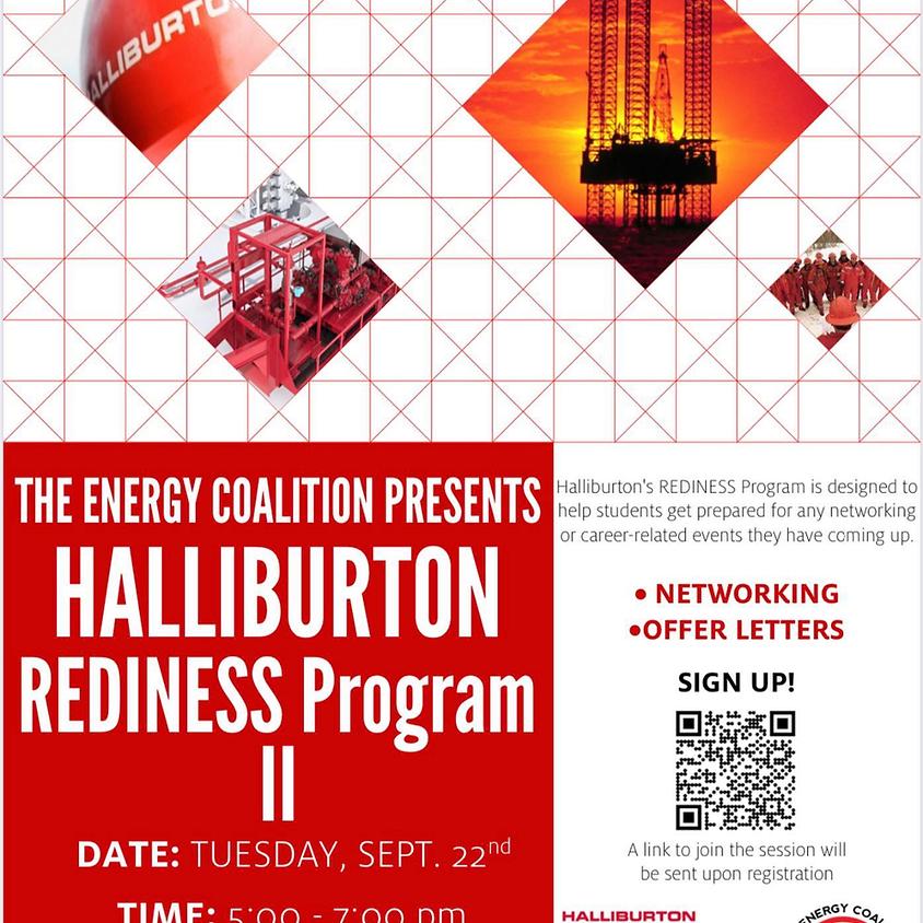 Halliburton Rediness Program II
