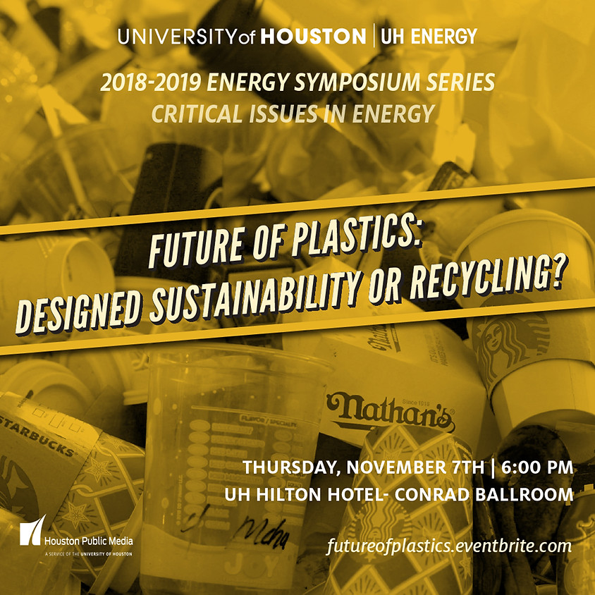 The Future of Plastics: Designed Sustainability or Recycling