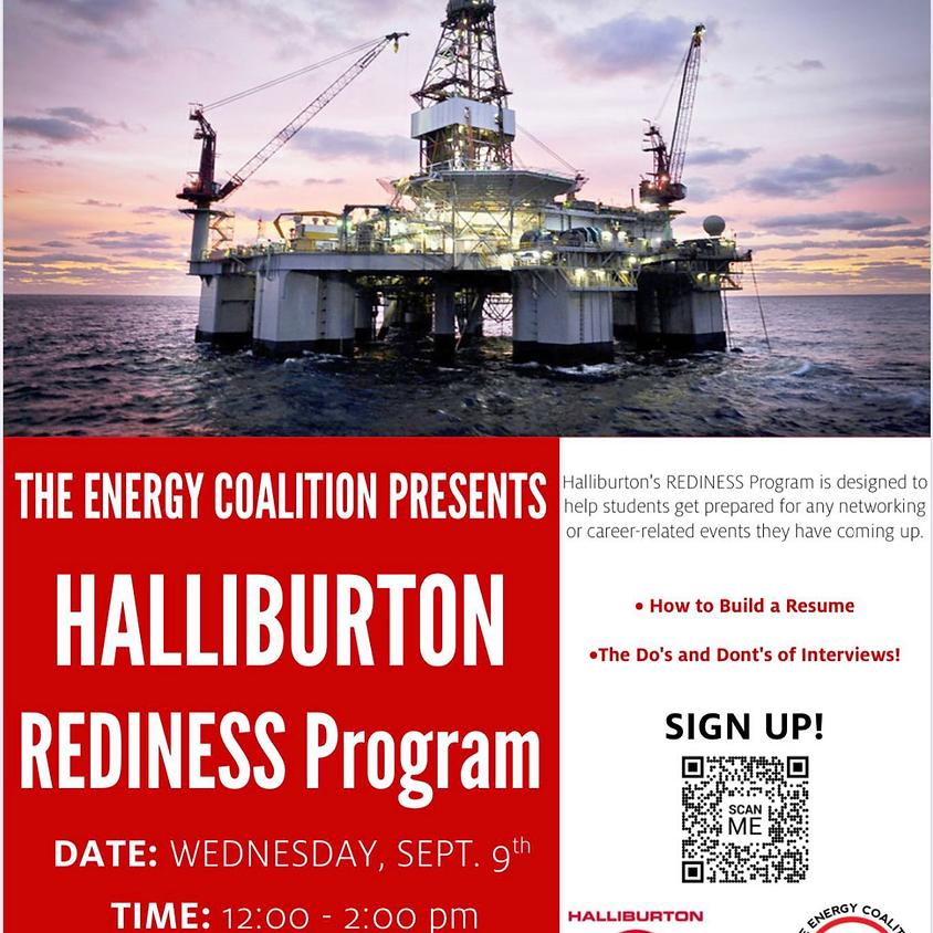 Halliburton Rediness Program