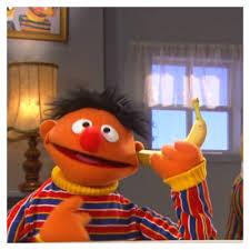 Dorst als Ernie