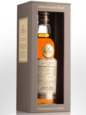 Whiskyverslag nummer viertien: Gordon&MacPhail Cameronbridge 1997