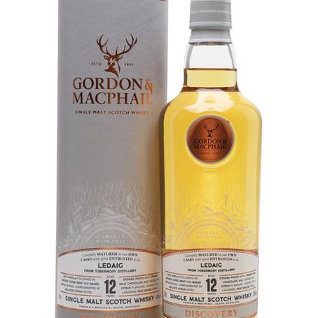 Whiskyverslag nummer negen: Gordon & MacPhail Discovery Range Ledaig 12 jr.