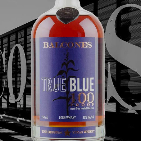 Whisky Blog #3: Balcones True Blue 100 Proof