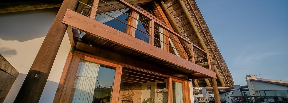 Main Beach House Deck Area