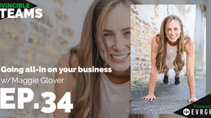 Maggie Glover: Going all in with your business!