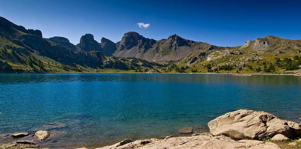 Lac d'Allos Randonnée Mercantour et Alpes Maritime