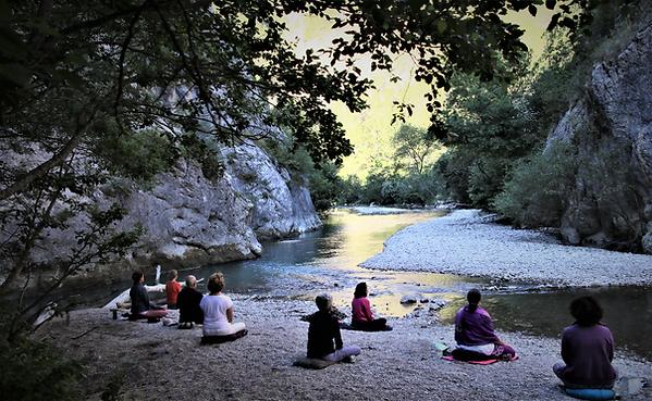 Retraite de méditation de pleine conscience