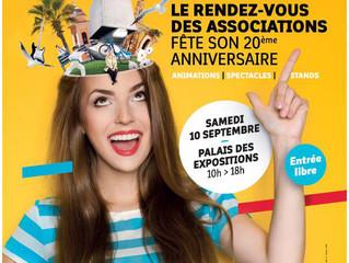 QUIÉTUDE  au forum des associations      le 10 septembre à Nice