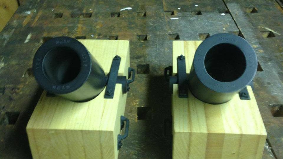 CSA 24 Pounder Iron Mortar 1/2 Scale