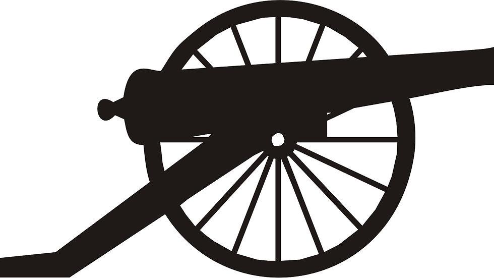 10 Pounder Parrott Field Rifle 1/3 Scale
