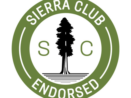 Sierra Club of Hawai'i recognizes Kelly King's commitment to the environment