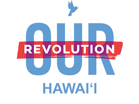 Our Revolution Hawaii Endorses Kelly King