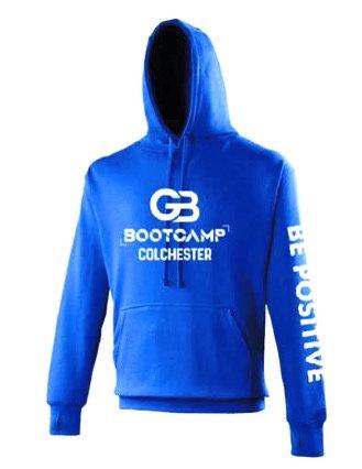 Bootcamp Hoodie - Blue