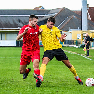 Stanway Rovers vs Ely City