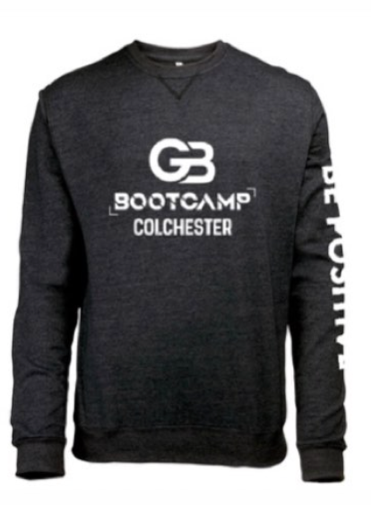 Bootcamp Sweatshirt - Black