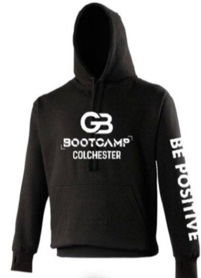 Bootcamp Hoodie - Black