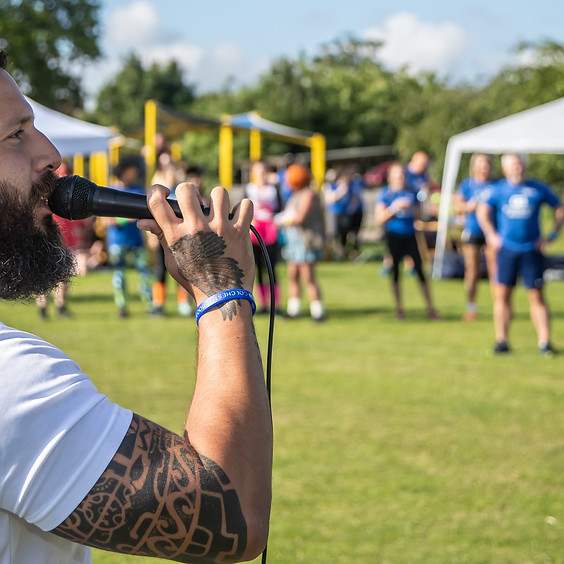 August Charity Bootcamp