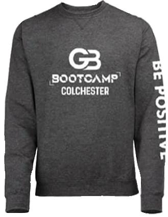 Bootcamp Sweatshirt - Dark Grey