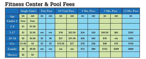 Fitness Center Fee Chart.JPG