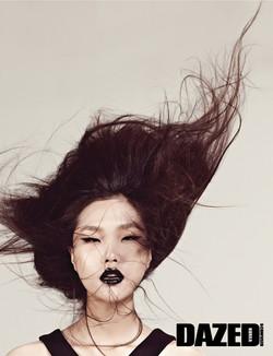 Magazine_Dazed Korea