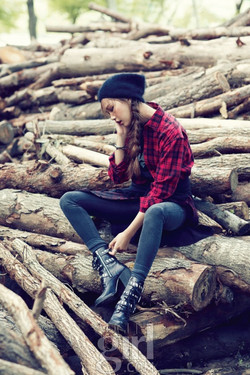 Magazine_Vogue girl  Korea