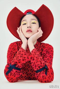 Magazine_Grazia Korea