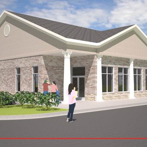 Medical Office (Rendering)- Fayetteville, NC