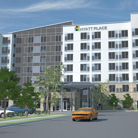 Hyatt Place (Rendering)- Charlotte, NC