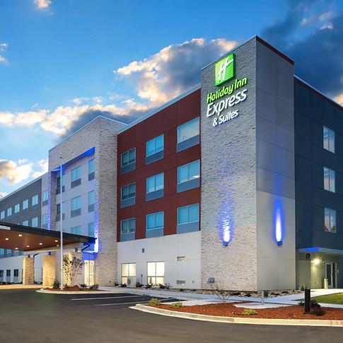 Holiday Inn Express- Simpsonville, SC