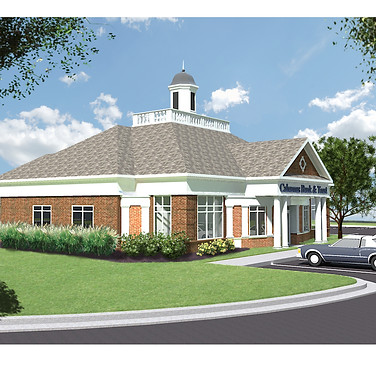Cabarrus Bank & Trust (Rendering)- Concord, NC