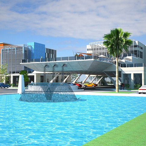 Concept Hotel (Rendering)- Charleston, SC