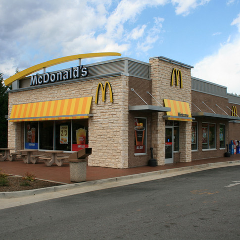 McDonald's- Morganton, NC