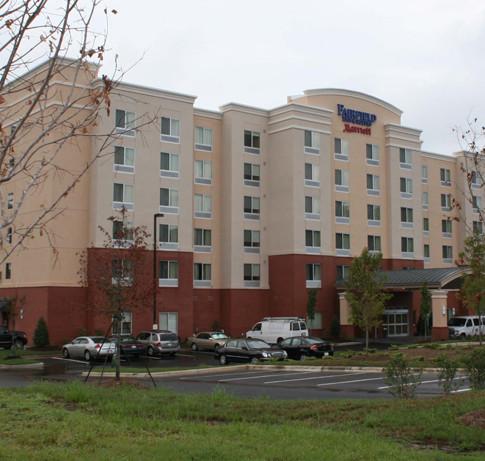 Fairfeild Inn- Raleigh, NC