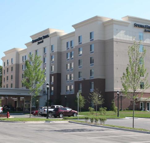 Spring Hill Suites- Durham, NC