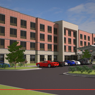 Holiday Inn Express (Rendering)- Clemmons, NC