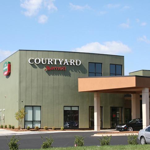 Courtyard- Charlotte, NC