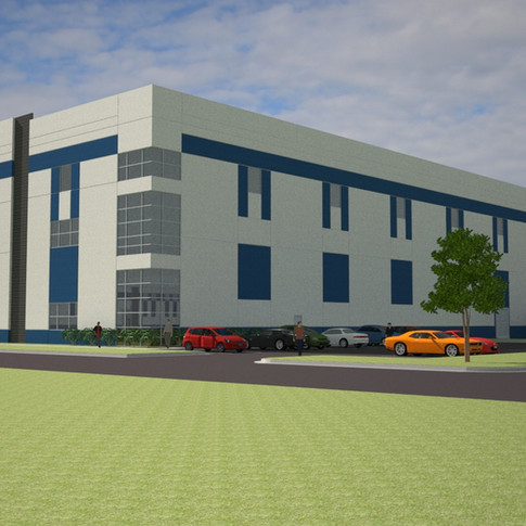 Spec Building (Rendering)- Ridgeville, SC