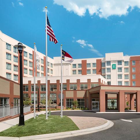 Embassy Suites- Charlotte, NC