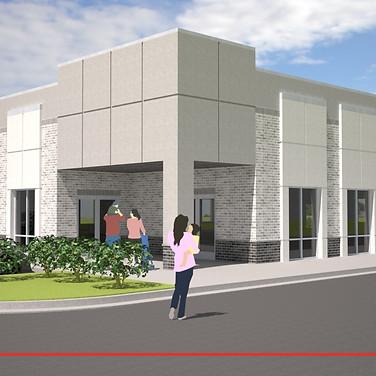 Dental Office (Rendering)- Garner, NC