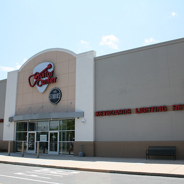 Guitar Center- Charlotte, NC