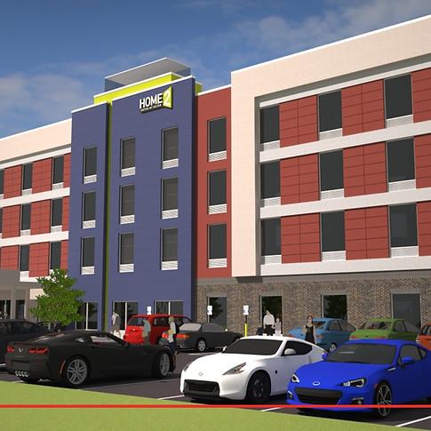 Home 2 Suites (Rendering)- Raleigh, NC