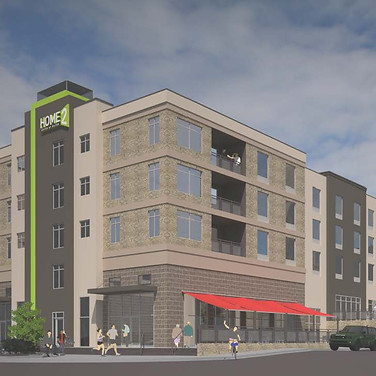 Home 2 Suites (Rendering)- Anderson, SC