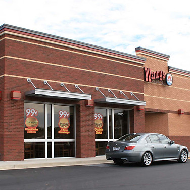 Wendy's- North Crest Shopping Center- Charlotte, NC